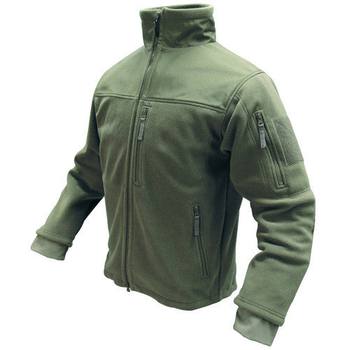 Condor Alpha Fleece - Olive