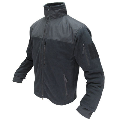 Condor Alpha Fleece - Black