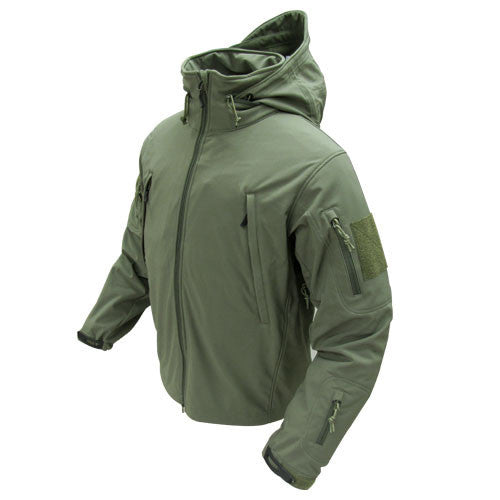 Condor Summit Tactical Softshell - Olive - Niagara Quartermaster