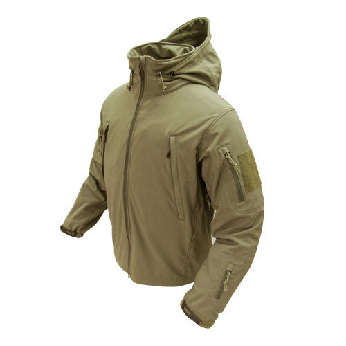 Condor Summit Tactical Softshell - Tan - Niagara Quartermaster