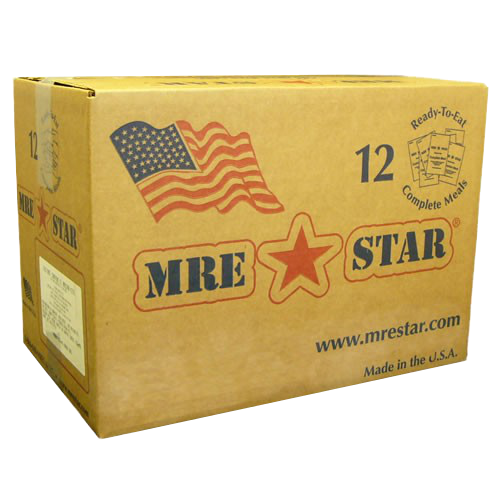 MRE Star Food Kits - Niagara Quartermaster