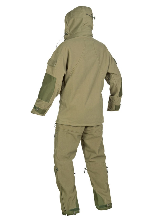 "PigTac Extreme Cold Weather Waterproof Suit ""WMTS"" - OD - Niagara Quartermaster"