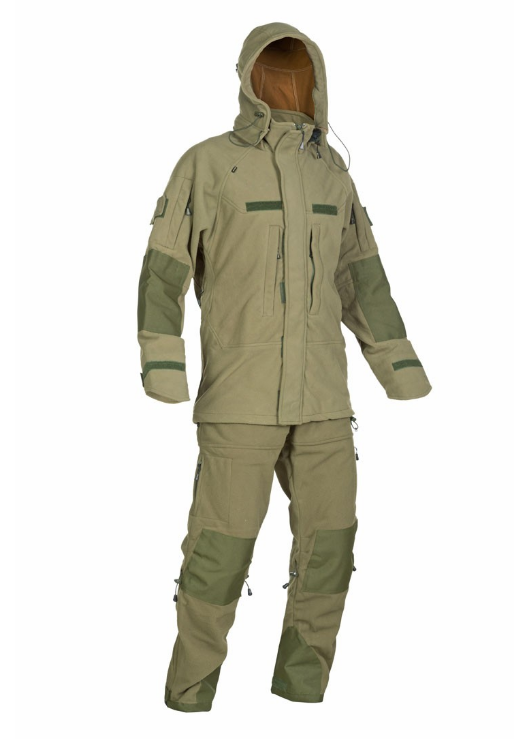 "PigTac Extreme Cold Weather Waterproof Suit ""WMTS"" - OD"