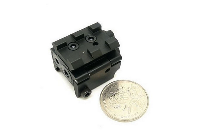 Precision Dynamics Mini Red Laser Sight