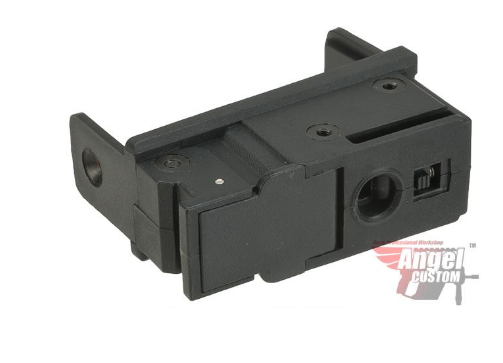 Angel Custom AK Style Adapter for Firestorm Airsoft AEG Drum Magazines