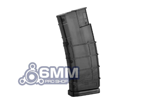 6mmProShop 500 Round Rifle Mag Size Airsoft Universal BB Speed Loader