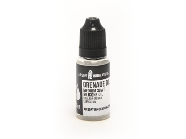 Airsoft Innovations Lightweight Pure Silicone Oil - Niagara Quartermaster
