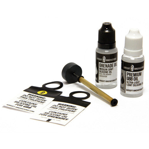 Airsoft Innovations Oil Pump Kit - Niagara Quartermaster