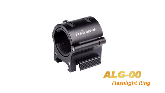 Fenix Flashlight Rail Mount ALG-00