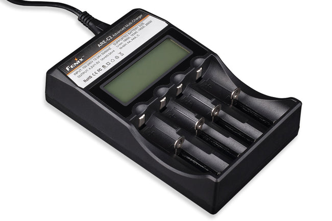 Fenix ARE-C2 Battery Charger - Niagara Quartermaster