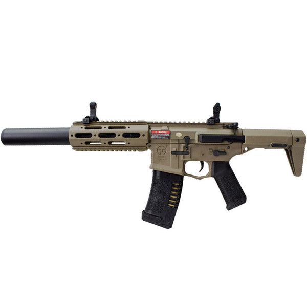ARES Amoeba M4 Honey Badger SD AM-014 AEG - Dark Earth - Niagara Quartermaster