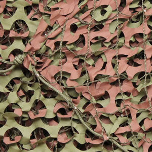 "CamoSystems Basic Military Netting - Green/Brown - 9'10"" x 9'10"" - Niagara Quartermaster"