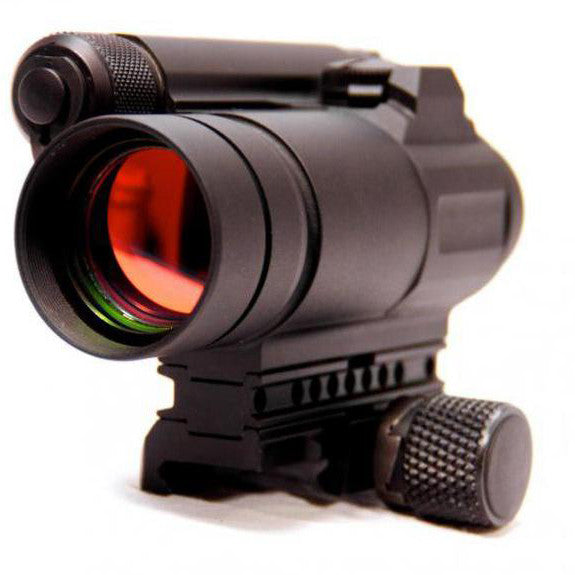 Precision Dynamics Comp M4 Style Holo Sight with Red Laser - Niagara Quartermaster