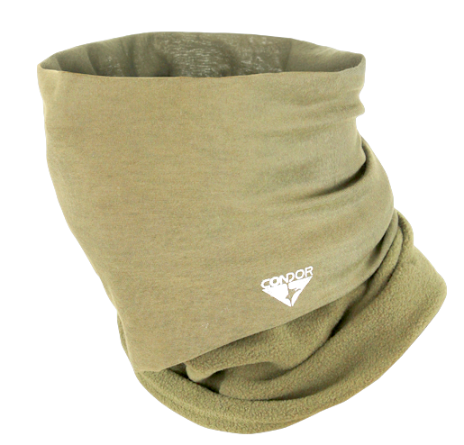 Condor Fleece Multi-Wrap - Tan - Niagara Quartermaster