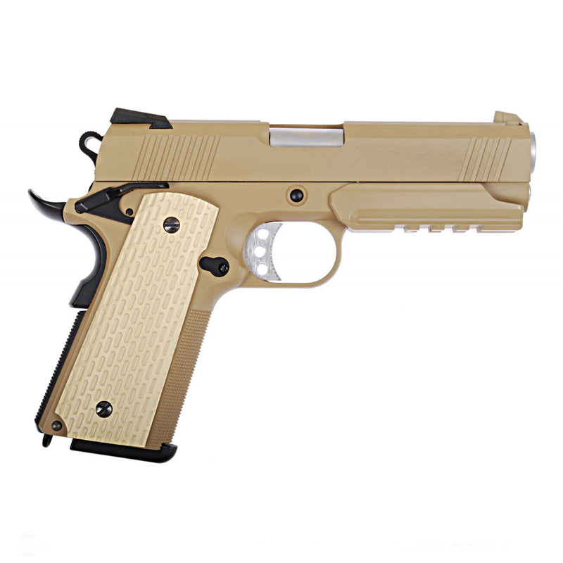 WE 1911 Desert Warrior - Niagara Quartermaster