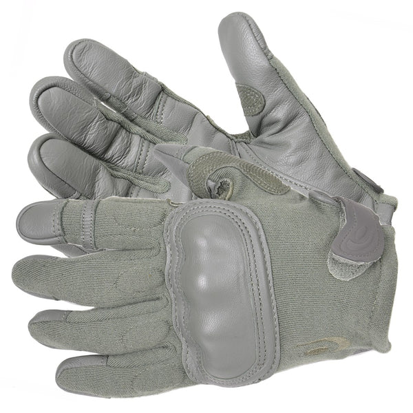 NQ Hardshell Knuckle Glove - Foilage Green - Niagara Quartermaster