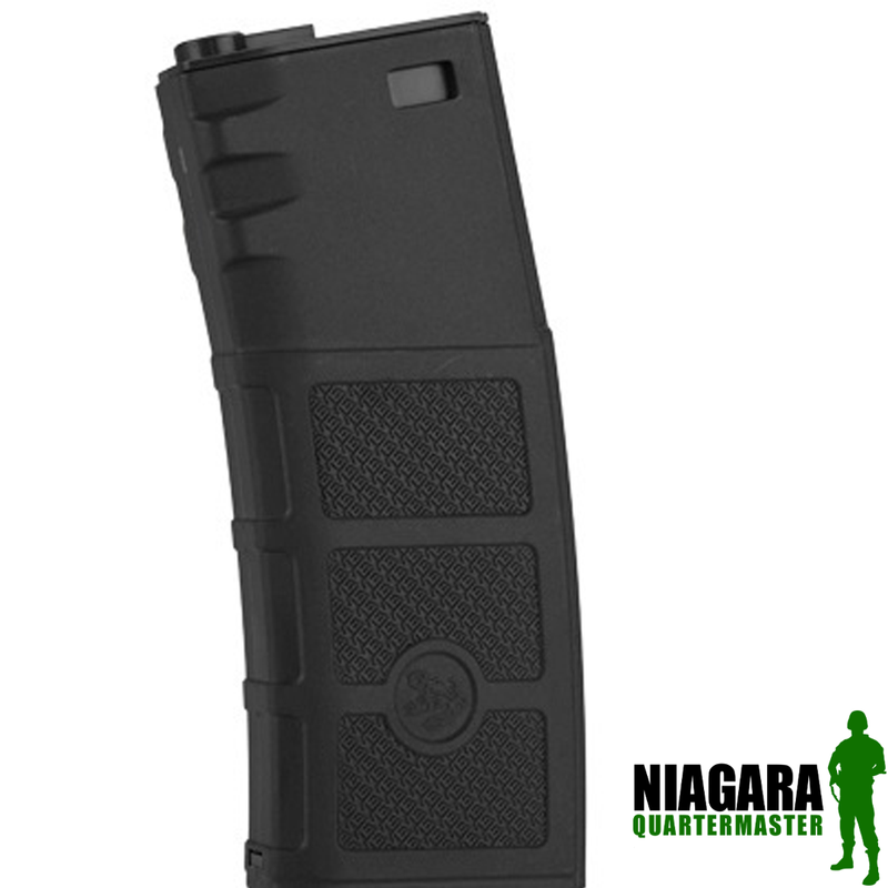 G&P High RPS Polymer M4/M16 130rd Magazine - Black
