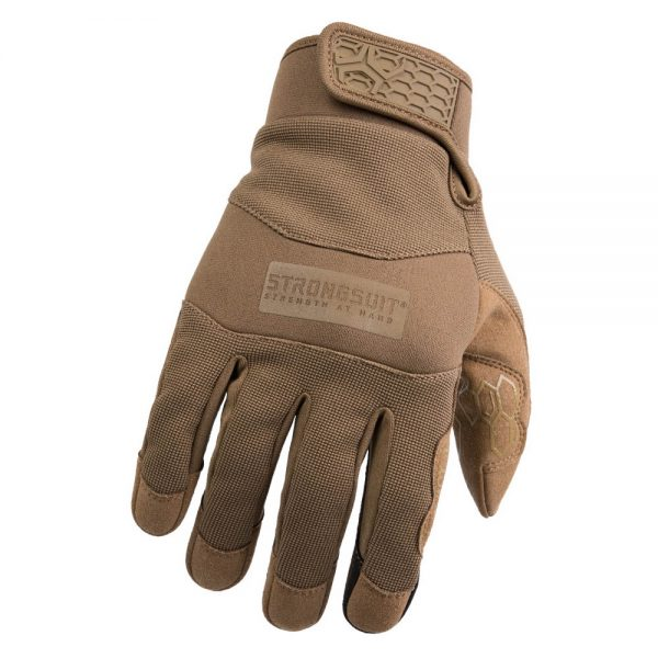 Strong Suit Grasper Gloves - Coyote