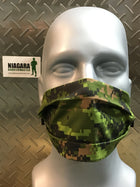 COVID19 Non-Medical Face Mask - CADPAT