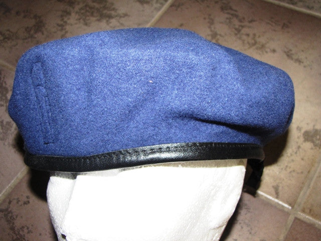 Surplus Canadian Forces Issue Air Force Beret - Niagara Quartermaster