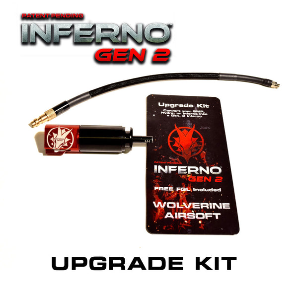 Wolverine Inferno HPA Gen.2 Upgrade Kit - Niagara Quartermaster