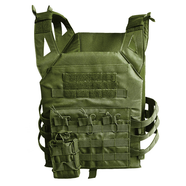 GPD Jump Plate Carrier - Olive
