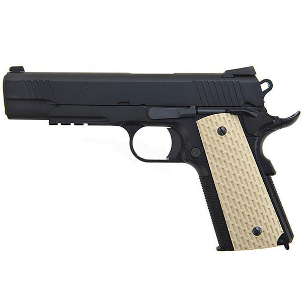 WE 1911 Kimber Style GBB - Black - Niagara Quartermaster