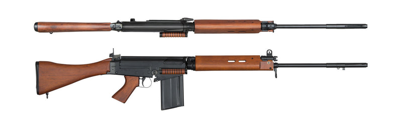 ARES L1A1 SLR Battle Rifle AEG - Wood - Niagara Quartermaster
