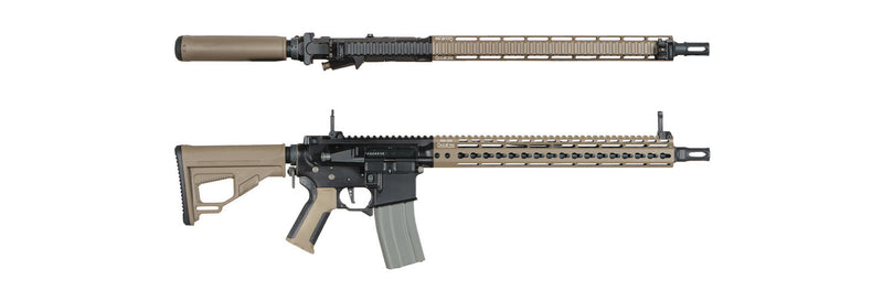 ARES Octarms X Amoeba M4-KM15 Assault Rifle - Niagara Quartermaster