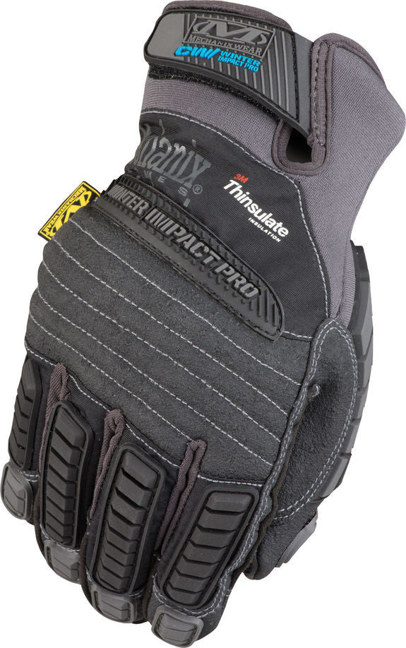 Mechanix Wear: M-Pact Winter Impact Pro Gloves - Niagara Quartermaster