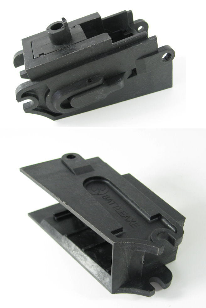 Ares G36 to M4 Magwell Adapter - Black - Niagara Quartermaster