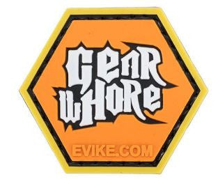 """Operator Profile PVC Hex Patch"" - Gear Whore"