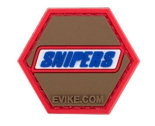 """Operator Profile PVC Hex Patch"" - Snipers"