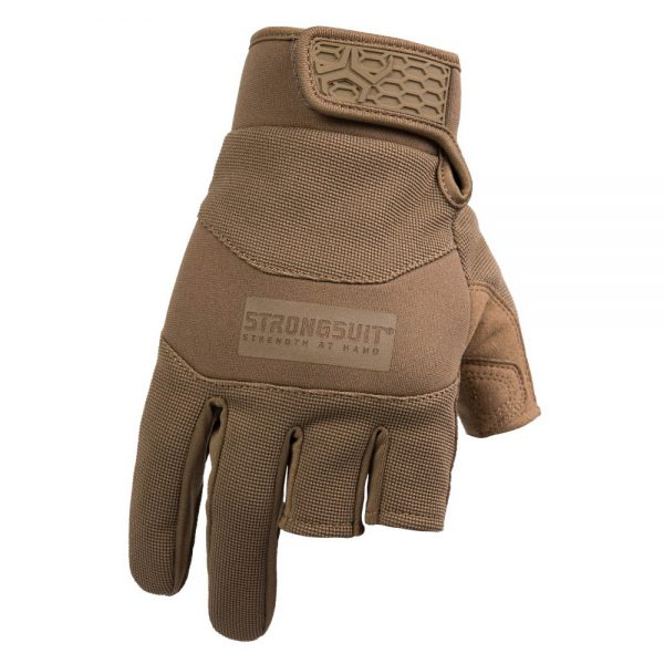 Strong Suit Precision Gloves - Coyote