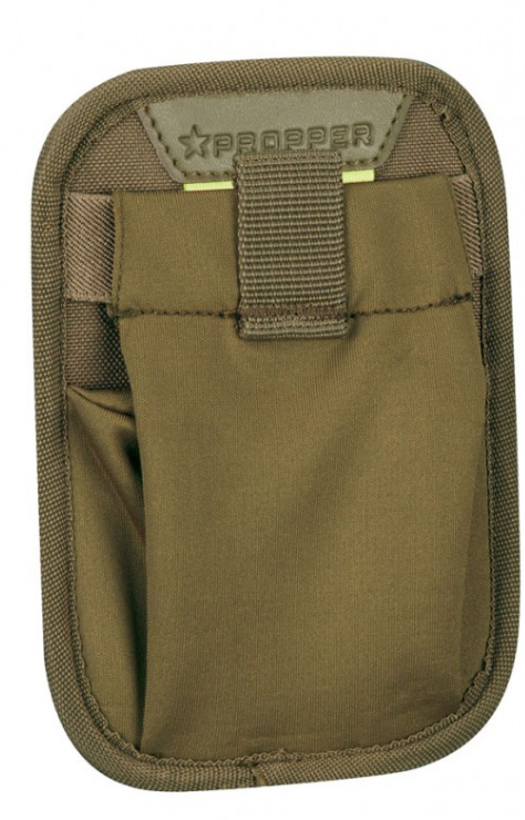 Propper™ 7X5 Stretch Dump Pocket with MOLLE - Olive