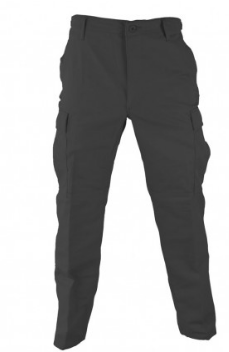 Propper BDU Trouser Zip Fly- Black