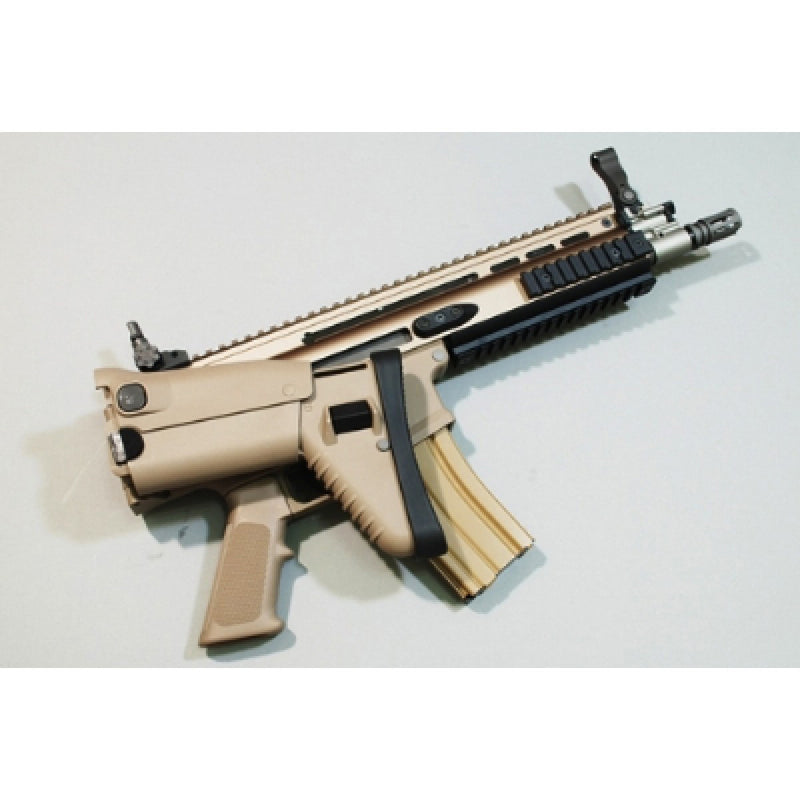 WE SCAR-L Gas Blowback Rifle - Niagara Quartermaster