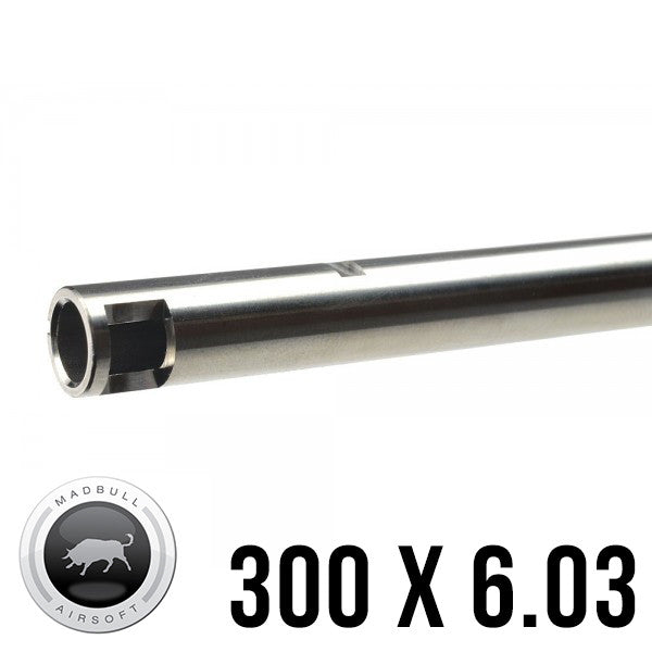 Mad Bull Steel Bull Tightbore Barrel - 300 x 6.03mm - Niagara Quartermaster