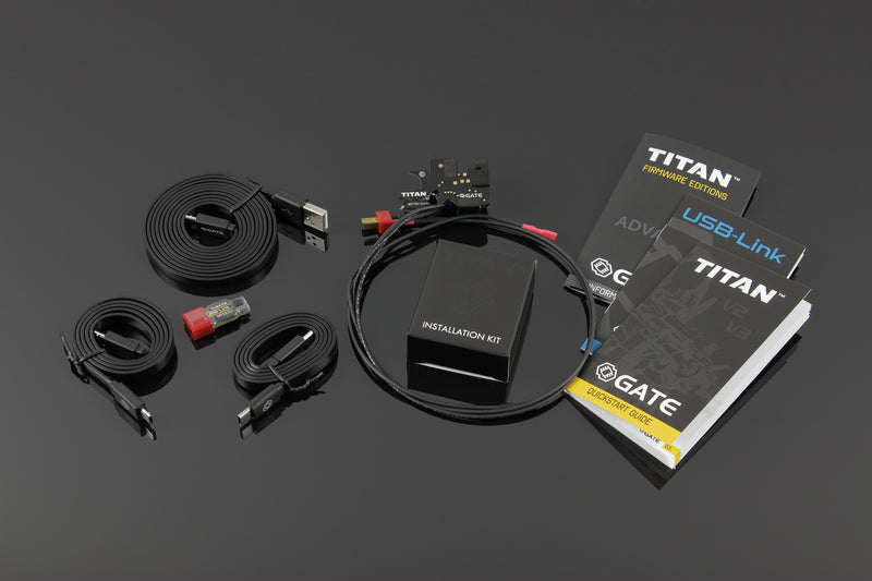 GATE TITAN V2 Advanced Mosfet Set