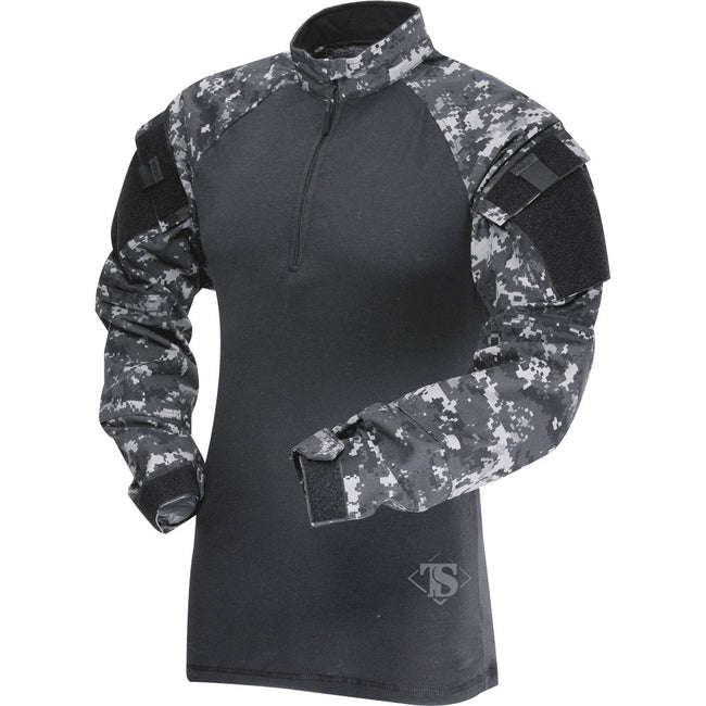 Tru-Spec TRU Tactical Combat Shirt - Urban Digital - P/C R/S - Niagara Quartermaster