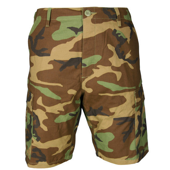 Propper BDU Ripstop Shorts - Woodland