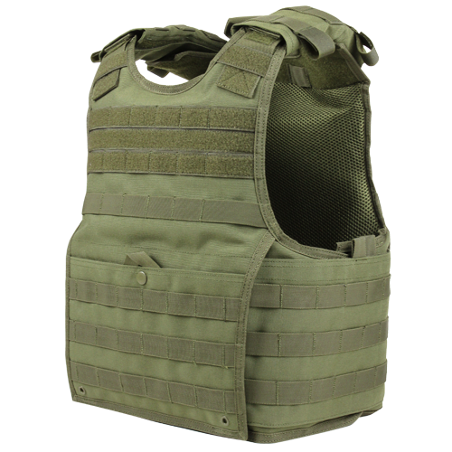 Condor EXO Plate Carrier - L/XL - OD