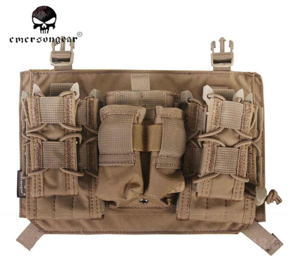Emerson Gear Attacker Panel for the BASILISK Plate Carrier