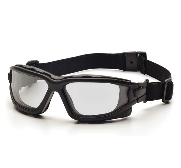 Pyramex I-Force Thermal Airsoft Goggles - Clear - Niagara Quartermaster