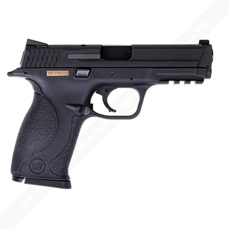 "WE Tech M&P ""Big Bird"" GBBP - Black"