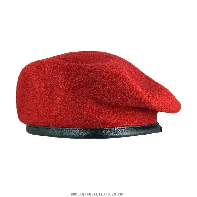 Surplus Canadian Forces Beret - Red