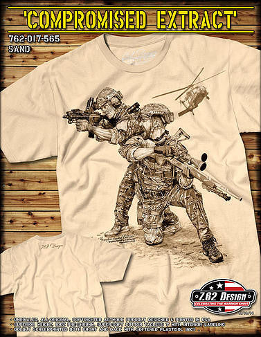 7.62 Design Compromised Extract T-Shirt
