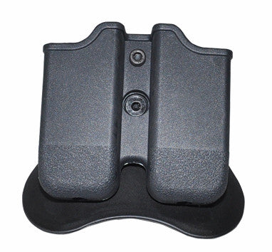 Cytac Glock Double Pistol Mag Kydex Pouch - Niagara Quartermaster