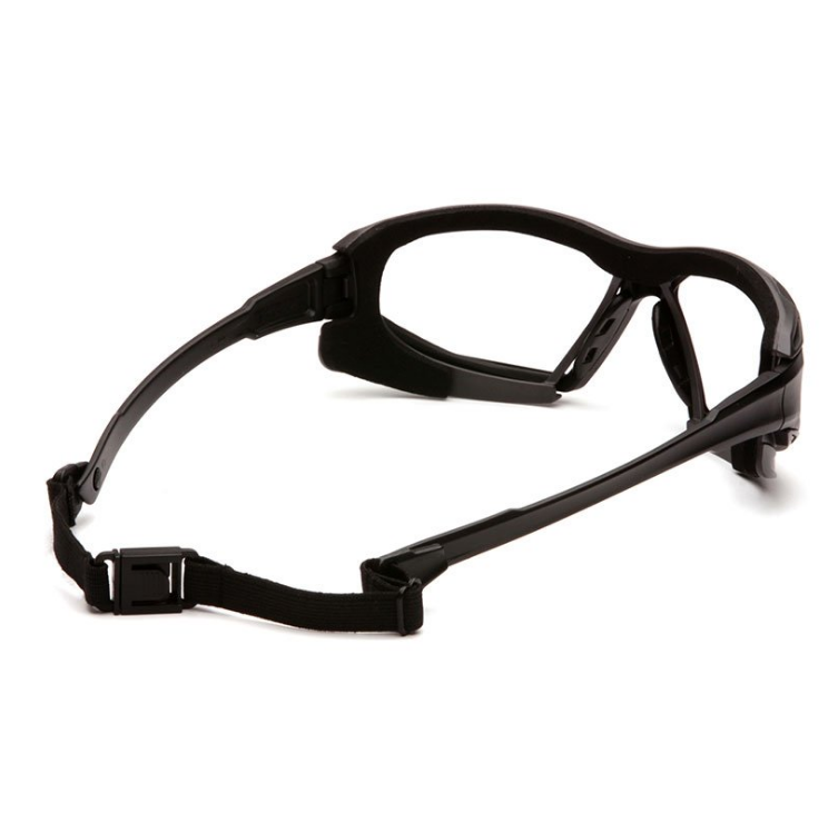 Pyramex Highlander Plus Airsoft Goggles - Clear - Niagara Quartermaster