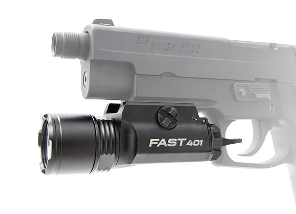 Opsmen FAST 401 Ultra-High-Output LED Weaponlight